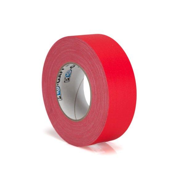 "Pro-Gaff 2"" Gaffer Tape - Red"