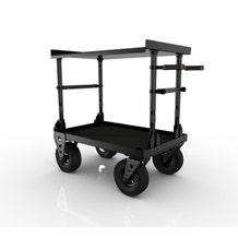 Inovativ Ranger 36 with Echo Top Shelf Cart