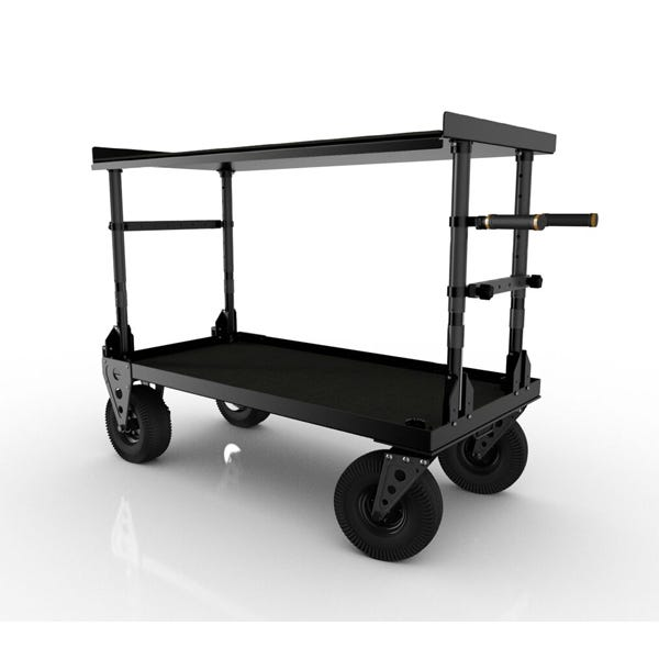 Inovativ Ranger 48 with Echo Top Shelf Cart
