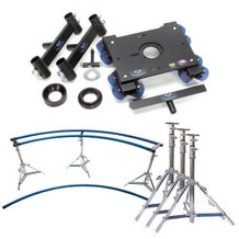 American Grip Dana Dolly Baby Combo Stand Promo