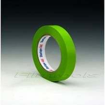 """Shurtape 1/2"""" Artist's Paper Tape - Green"""