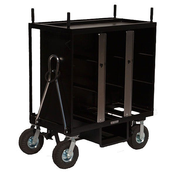 Backstage 9-Crate Set Box Studio / Stage Cart