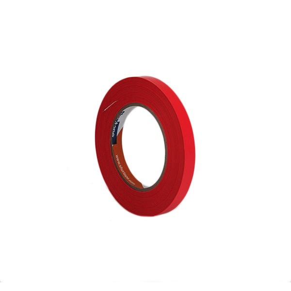 "Shurtape 1/2"" Artist's Paper Tape - Red"