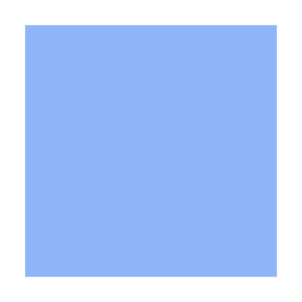 "Lee Filters 48""x 25' Gel Roll - Argent Blue"