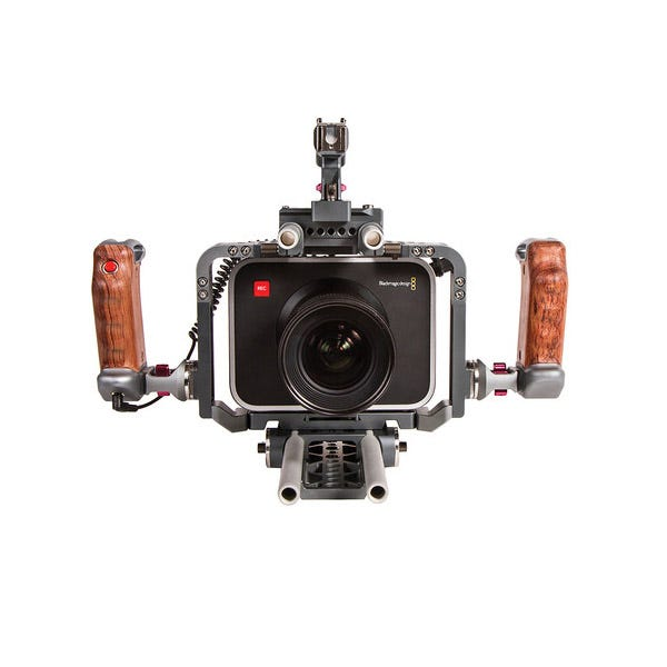 Ikan DSLR/Blackmagic Camera Rig