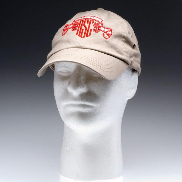 American Cinematographer 5872 ASC Logo Baseball Cap / Hat - Khaki