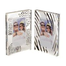 FUJIFILM INSTAX Large Magnetic Frames (Black & White Design, 2-Pack)