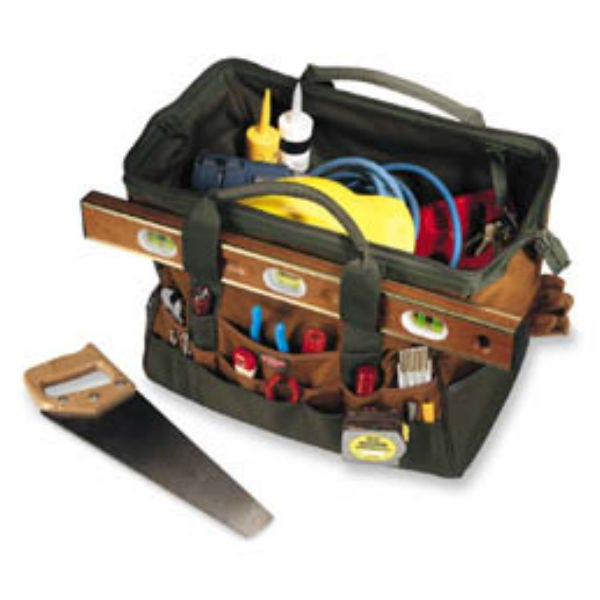 Bucket Boss 06067 Pro Super GateMouth Tool Bag