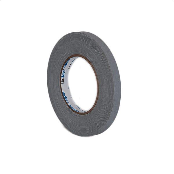 "Pro-Gaff 1/2"" Gaffer Tape (Cloth Spike Tape) - Grey"