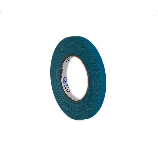 """Pro-Gaff 1/2"""" Gaffer Tape (Cloth Spike Tape) - Teal"""