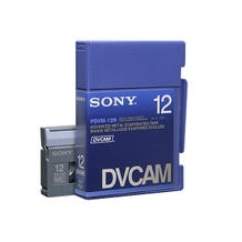 Sony DVCAM Digital Video Tape Cassette 12min