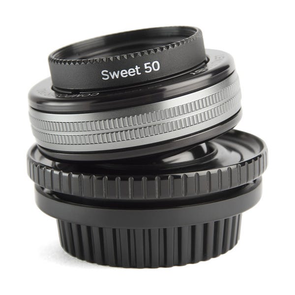 Lensbaby Composer Pro II w/ Sweet 50 Optic for PL