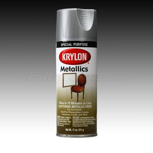 Krylon Dull Aluminum #1403 Spray Paint (Ground Only) Mfr #: K01403