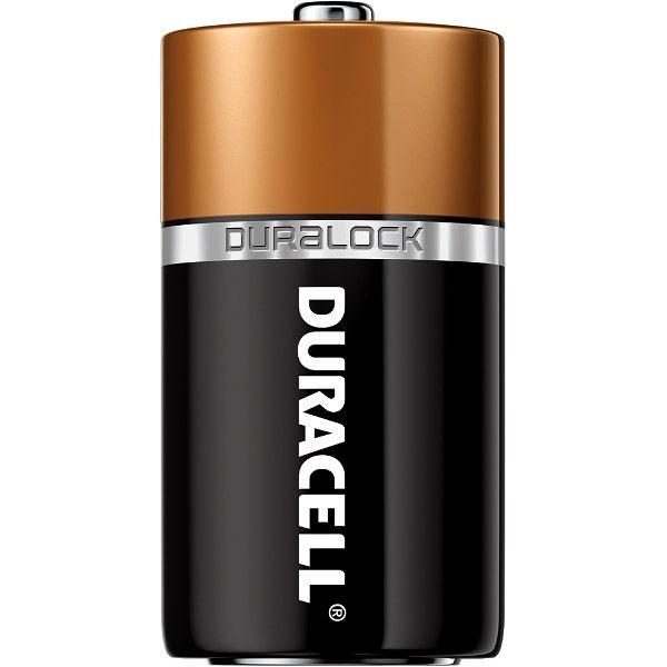 Duracell 1.5V C Coppertop Alkaline Batteries (12-Pack)