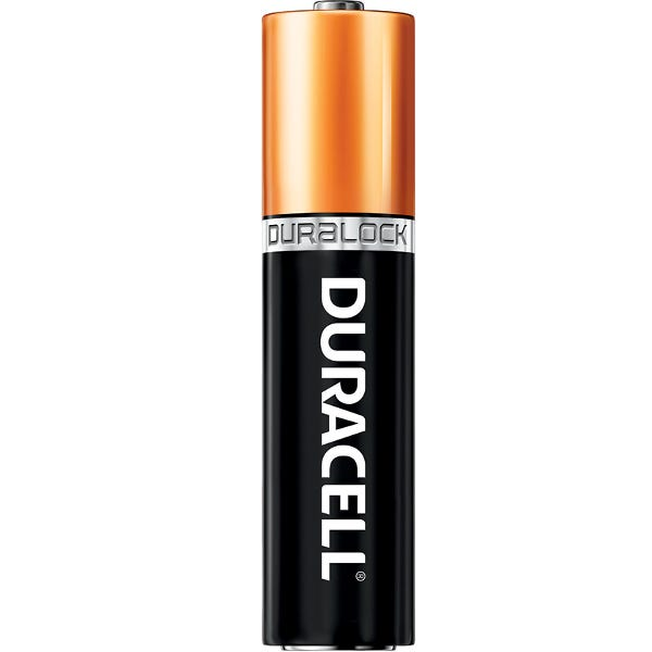 Duracell 1.5V AAA Coppertop Alkaline Batteries (24-Pack)