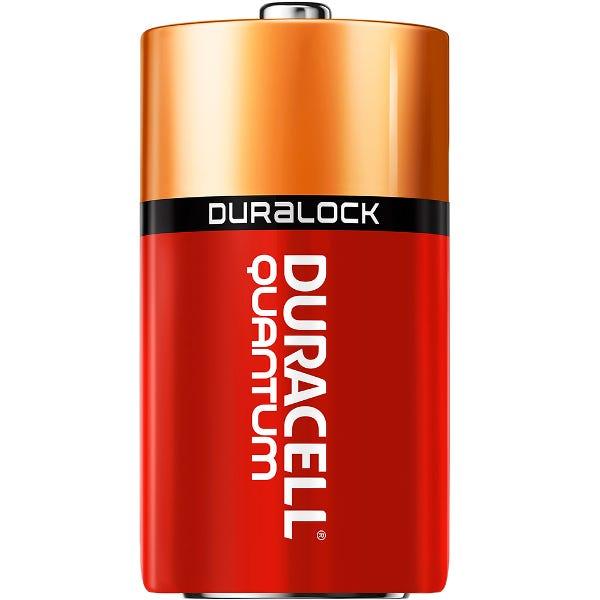 Duracell C Quantum Alkaline Batteries - 12 Pack