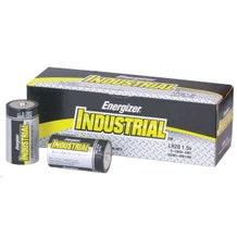Energizer D Industrial Alkaline Batteries - 12 Pack