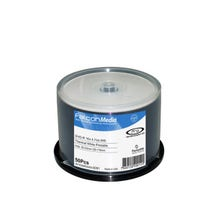 Falcon 16X White Thermal Hub Printable Everest Compatible 4.7GB DVD-R Cake Box - 50pc