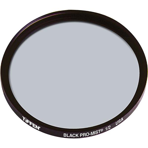 Tiffen 62mm Black Pro-Mist 1/2 Filter