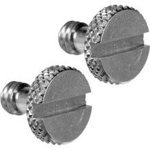 "3/8""-16 Camera Quick-Release Plate Screw (2-Pack)"
