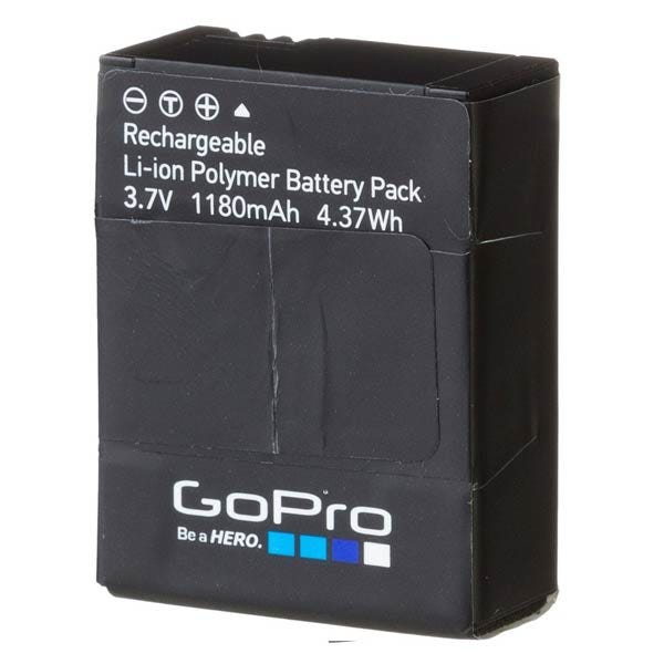 GoPro Hero3+ Rechargeable Battery
