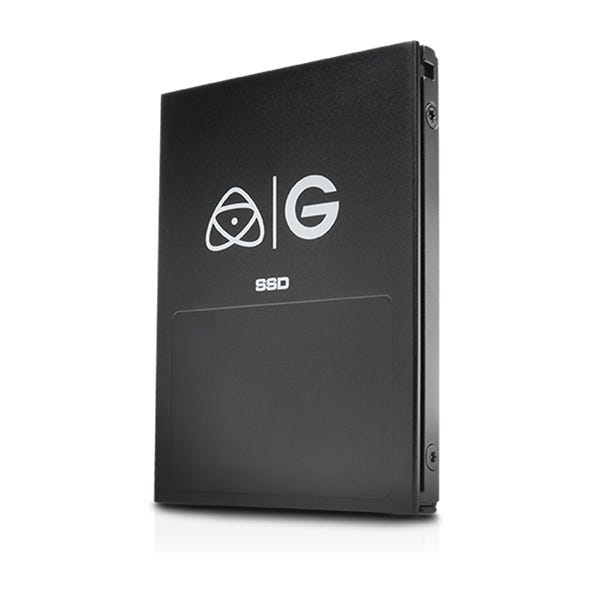 G-Technology 256GB Atomos Master Caddy 4K Solid State Drive