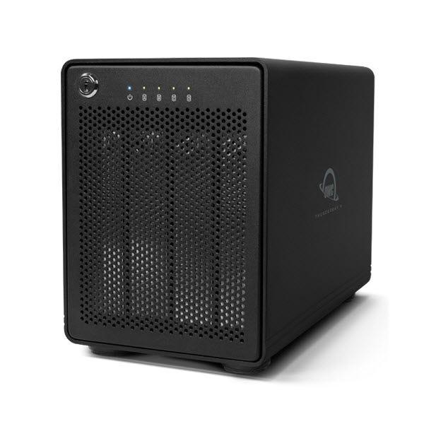 OWC 8TB ThunderBay 4 Thunderbolt 2 4-Bay RAID Array (RAID 5 Edition)