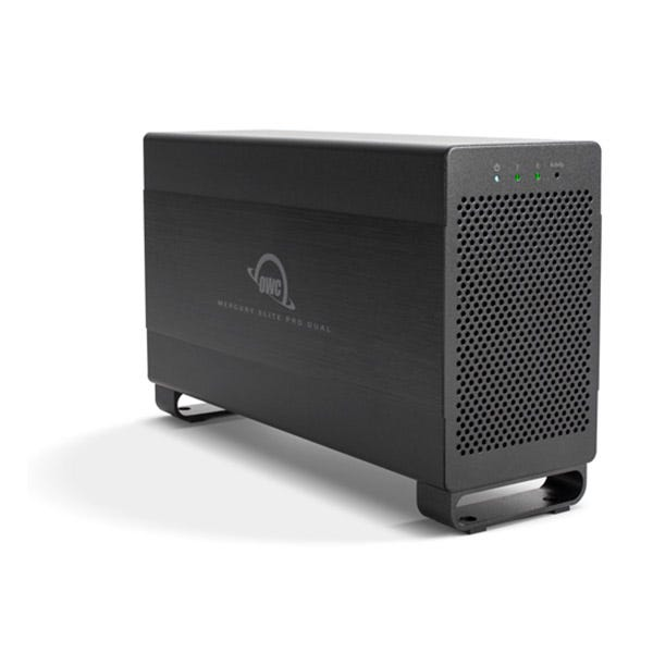 OWC 8TB Mercury Elite Pro Dual 2-Bay Thunderbolt 2 RAID Array