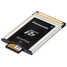 Panasonic AJ-P2AD1G microP2 Memory Card Adapter