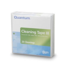 Quantum SDLT Cleaning Tape - MR-SACCL-01 - 20 Cleaning Cycle