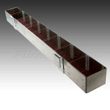 Yaeger Trough with Dividers for Senior Cart