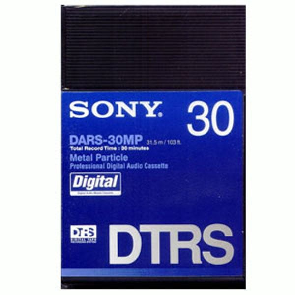 Sony Digital Audio for DTRS - 30 Min - Single Pack