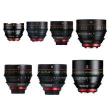 Canon CN-E L F Cinema Prime Lens
