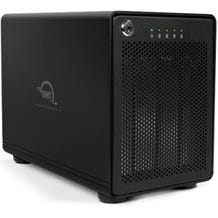 OWC 48TB ThunderBay 4 Thunderbolt 2 4-Bay RAID Array (RAID 5 Edition)