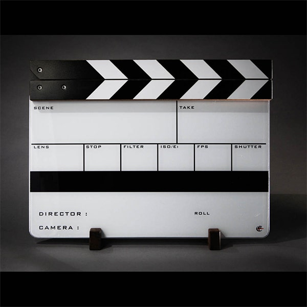 English Stix Anamorphic Testing Slate with Premium Sticks