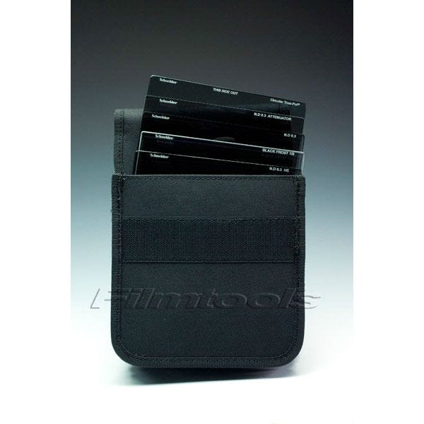 "Schneider Optics 5.65 x 5.65"" 5-Slot Filter Pouch"