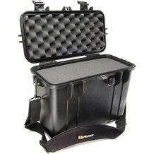 Pelican 1430 Top Loader Case with Foam - Black