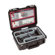 SKB iSeries 1510-6 Case with Think Tank Photo Dividers & Lid Organizer (Black)