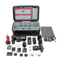 SKB iSeries 2011-7 Case with Think Tank Photo Dividers & Lid Organizer (Black)