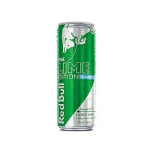 Red Bull Lime Sugar Free 12 oz Can