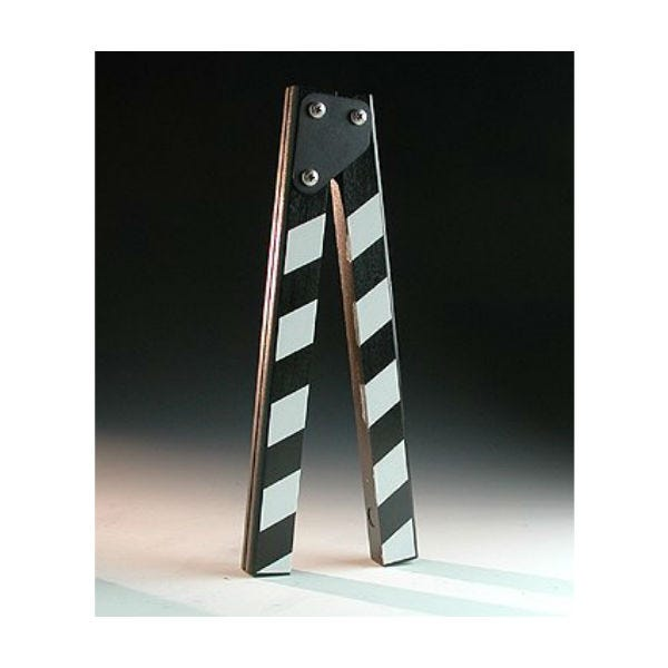 Replacement Slate Clapper Sticks