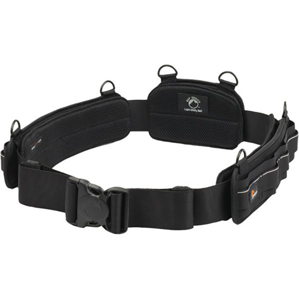 Lowepro S&F Light Utility Belt - Black
