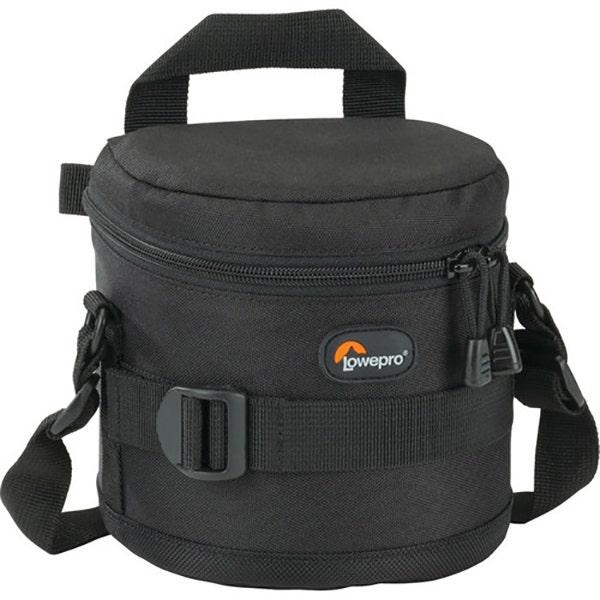 "Lowepro 11 x 11cm (4.3"" x 4.3"") Lens Case - Black"