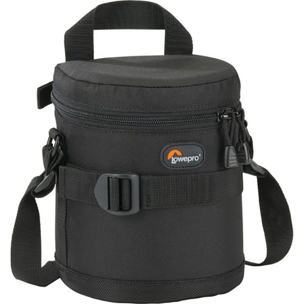 "Lowepro 11 x 14cm (4.3"" x 5.5"") Lens Case - Black"