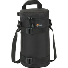 "Lowepro 11 x 26cm (4.3"" x 10.2"") Lens Case - Black"