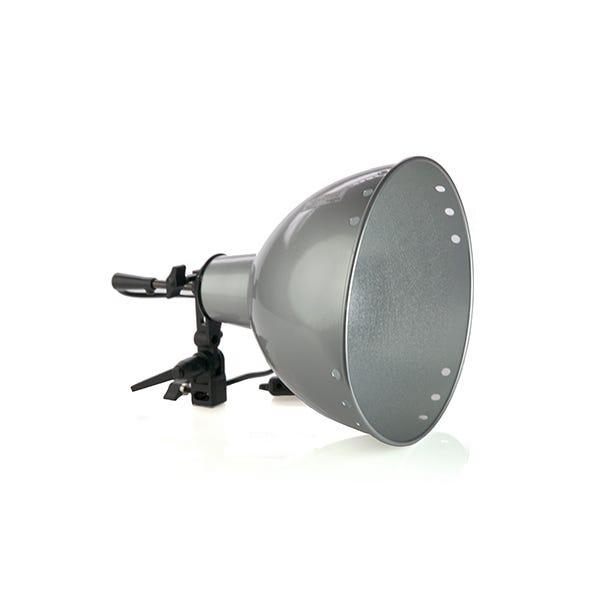 "RPS Ceramic Socket & 10"" Reflector. RS-4012"