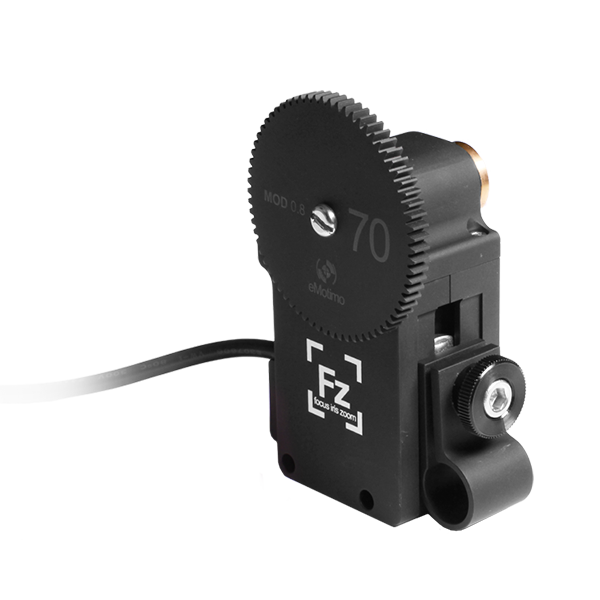 eMotimo Fz (Focus Iris Zoom) with Riser/Clamp