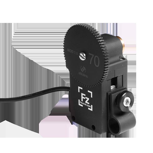 eMotimo Fz (Focus Iris Zoom) with Riser/Clamp and Lbracket