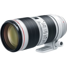 Canon EF 70-200mm f/2.8L IS III USM Lens (Open Box)