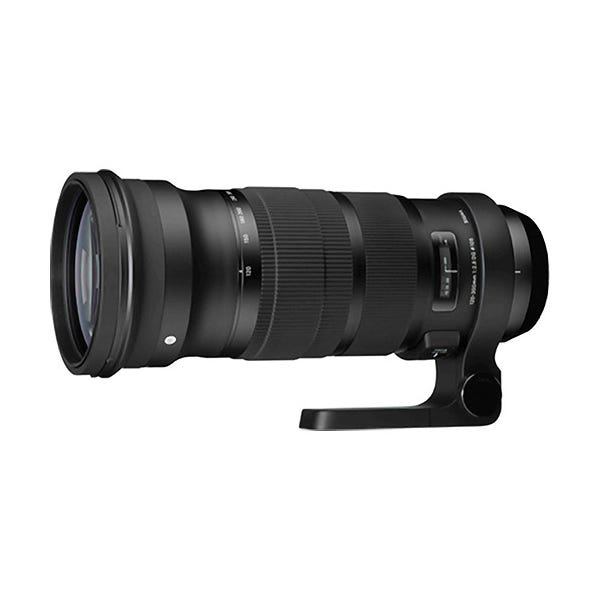 Sigma 120-300mm f/2.8 DG OS HSM Sports Lens for EF Mount
